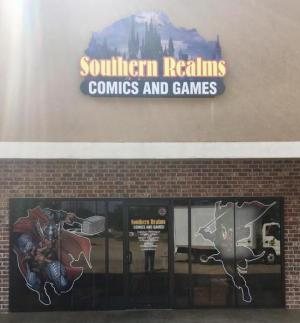 Southern Realms Comics & Games Image1