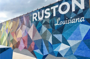 Ruston Murals Image1