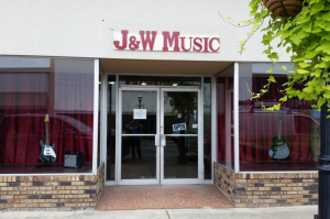 J&W Music Guitar Shop Ruston Image1
