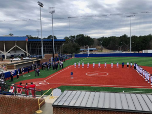 Lady Techsters Softball Complex Image1