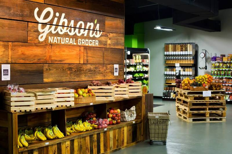 Fresh produce at Gibson's Natural Grocer