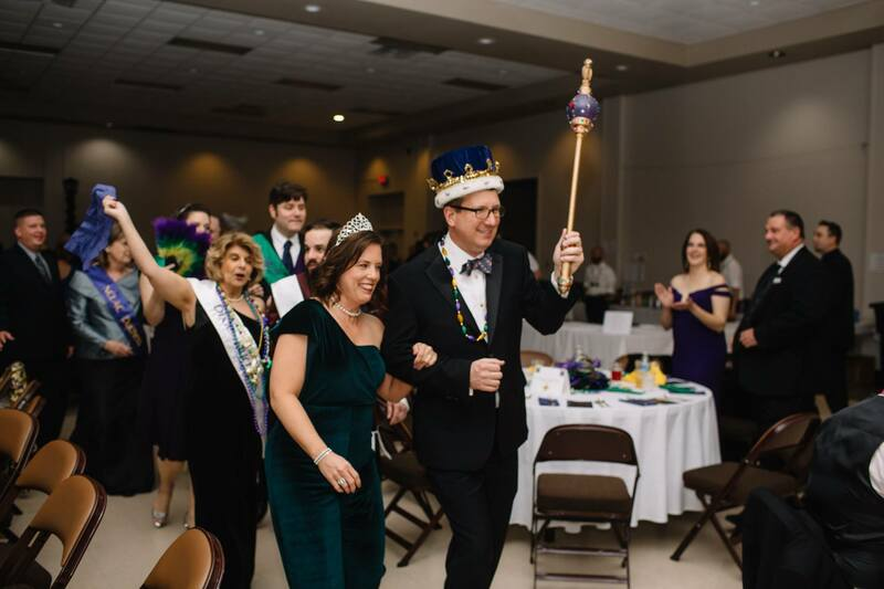 Royal Court from 2019 Mardi Gras Ball