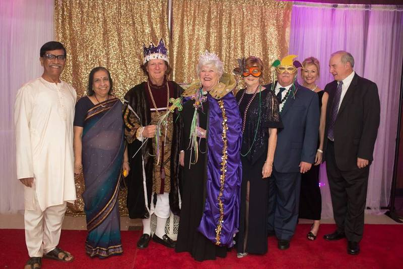 Royal Court from 2017 Mardi Gras Ball