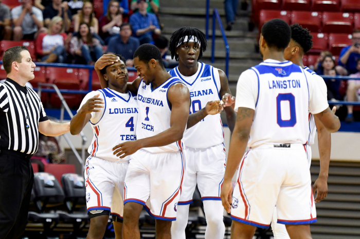 Louisiana Tech Men's Basketball vs Texas A&M