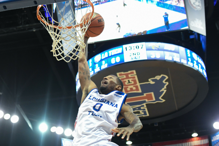 Louisiana Tech Men's Basketball vs Marshall