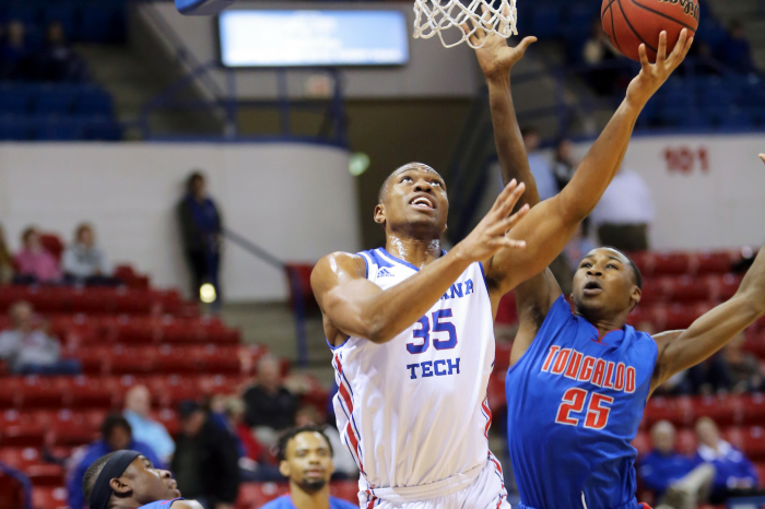 Louisiana Tech Men's Basketball vs WKU