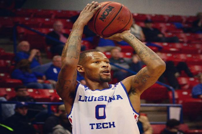 Louisiana Tech Men's Basketball vs Charlotte