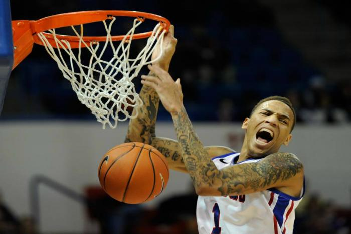 Louisiana Tech Men's Basketball vs Middle Tennessee