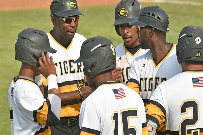 Grambling State Baseball vs. Wiley College