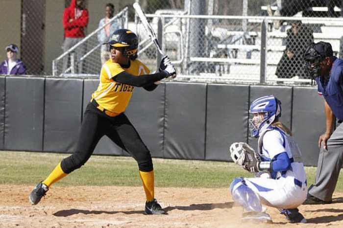 Grambling State Softball vs. Mississippi Valley State