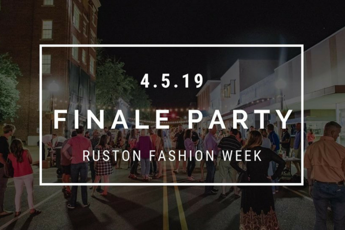 Ruston Fashion Week Finale Party