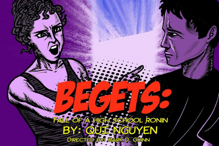 Begets: Fall of High School Ronin