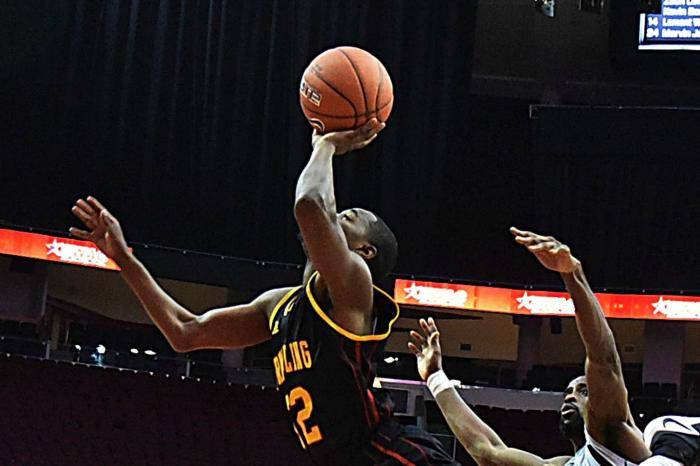 Grambling State Men's Basketball vs University of Arkansas