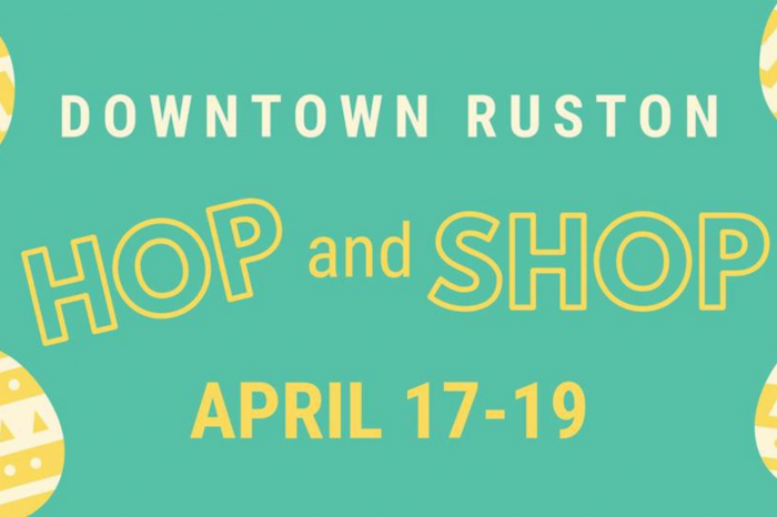 Downtown Ruston Hop and Shop