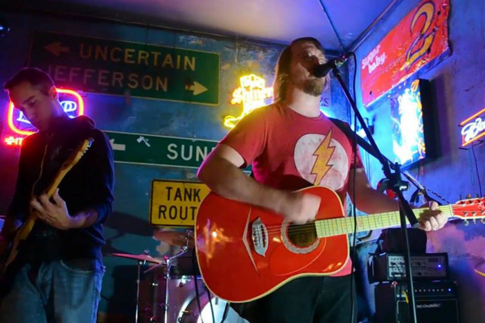 The Mitch Laing Band: Live at Sundown Tavern