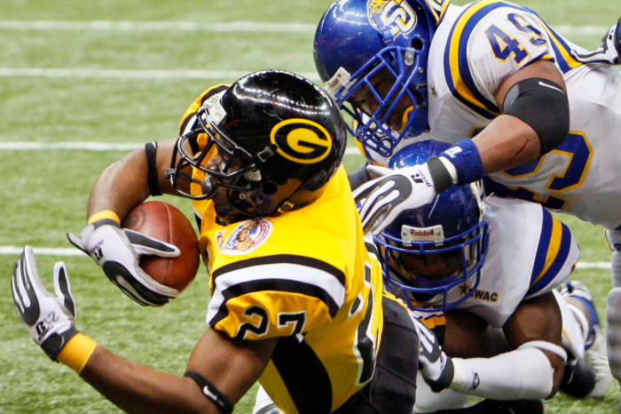 Grambling Football vs. Texas Southern