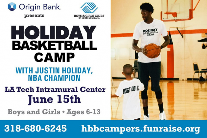 Holiday Basketball Camp 2019