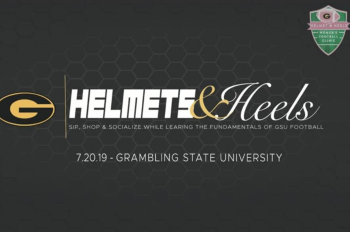 Grambling State University: Helmets and Heels
