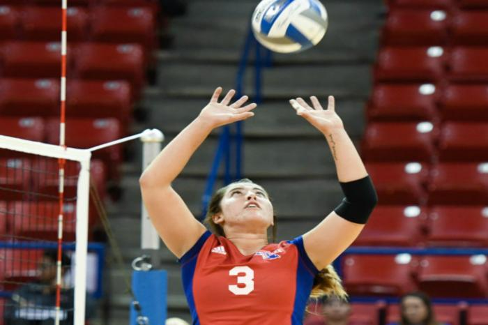 Louisiana Tech Women's Volleyball vs Charlotte