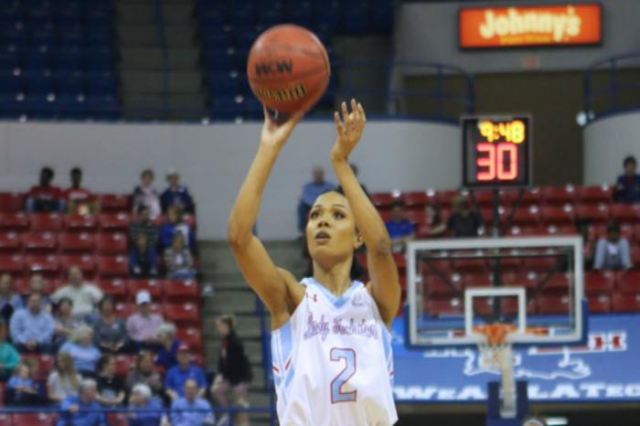 Louisiana Tech Women's Basketball vs Houston Baptist