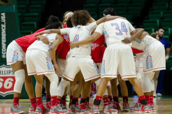 Louisiana Tech Women's Basketball vs North Texas
