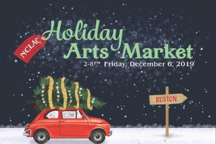 NCLAC's Holiday Art Market