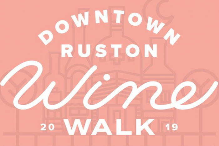 Downtown Ruston Wine Walk