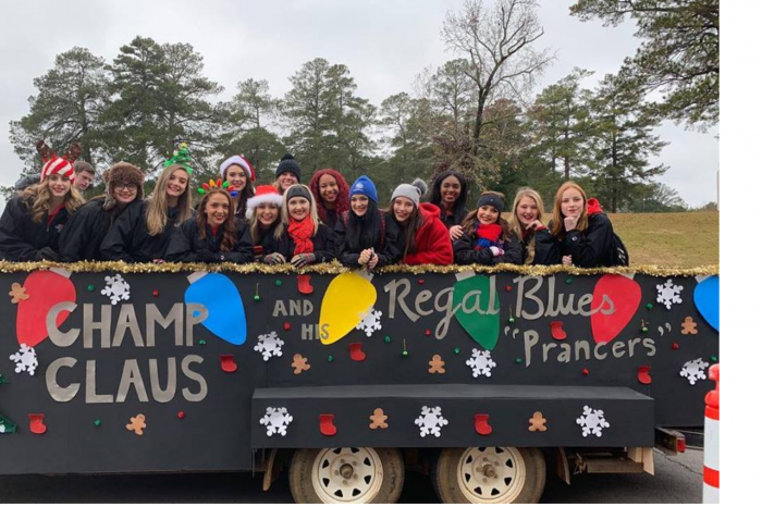 Ruston Christmas Parade