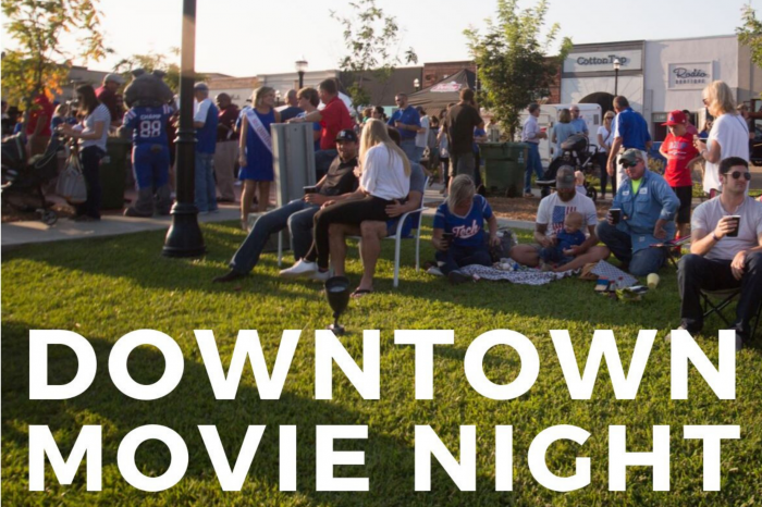 Downtown Movie Night