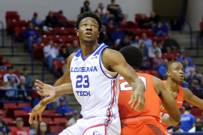 Louisiana Tech University Men's Basketball v. Louisiana-Lafayette