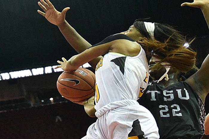 Grambling State Women's Basketball vs Florida State