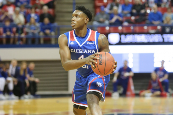 Louisiana Tech University Men's Basketball v. North Carolina Central