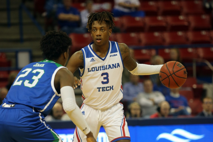 Louisiana Tech University Men's Basketball v. Old Dominion