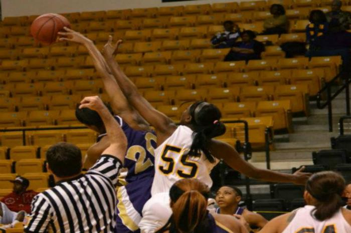 Grambling State Women's Basketball vs Alabama State