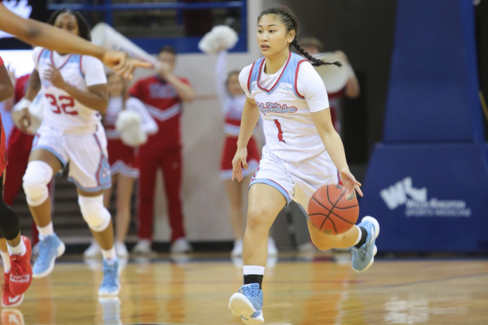 Louisiana Tech University Women's Basketball v. UTEP