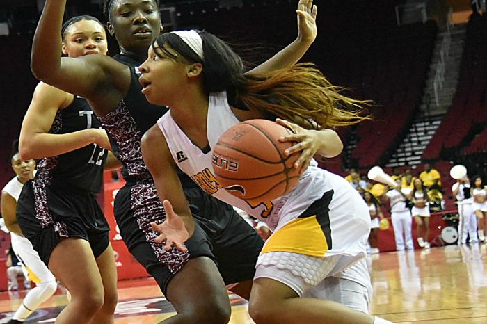 Grambling State Women's Basketball vs Mississippi Valley State