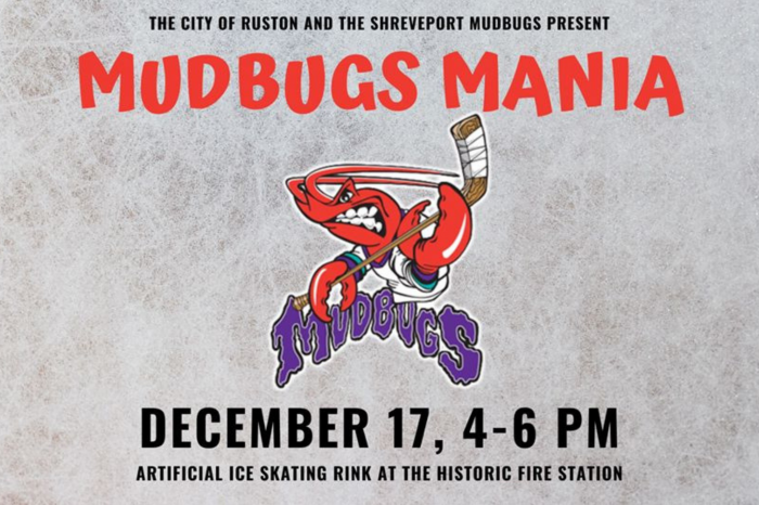 Mudbugs Mania at the Ice Skating Rink