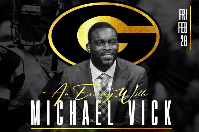 Mike Vick VIP Meet & Greet