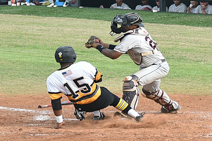 Grambling State Baseball v. Texas College