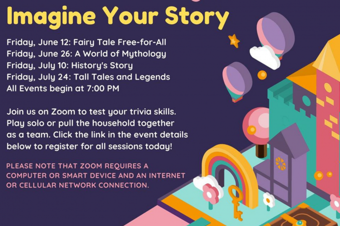 Tall Tales and Legends Virtual Trivia Night