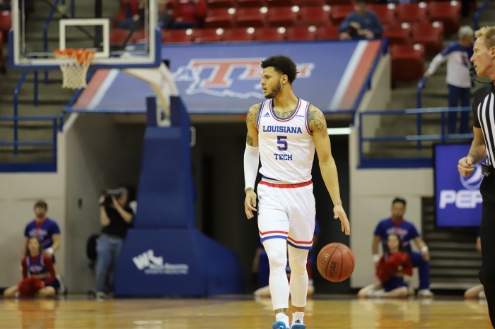 Louisiana Tech Men's Basketball vs. Southeastern