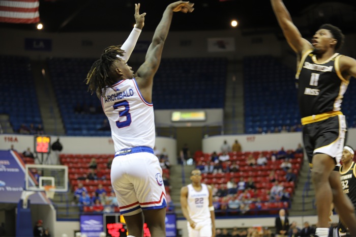 Louisiana Tech Men's Basketball vs. Southern Miss