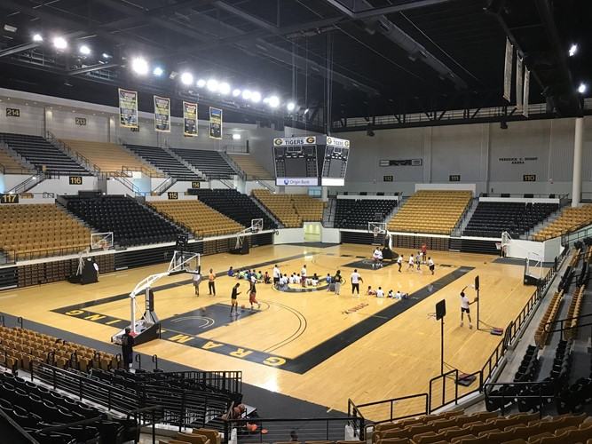 Grambling State Men's Basketball vs. East Texas Baptist University