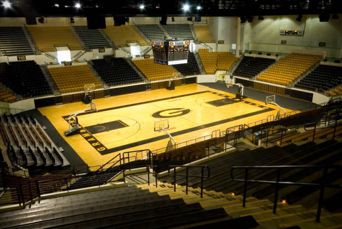 Grambling State Men's Basketball vs University of Arkansas-Pine Bluff