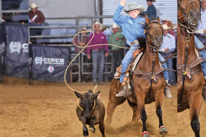 Deep South Little Britches Rodeo