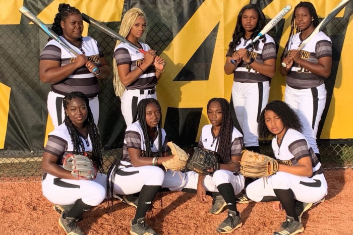 Grambling State Softball vs Texas Southern University