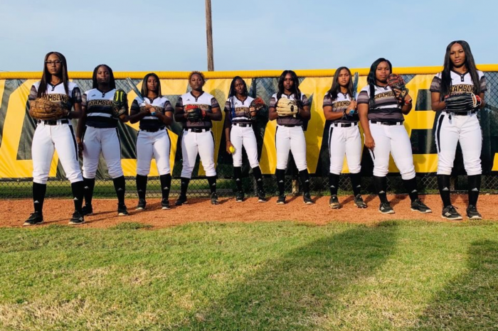 Grambling State Softball vs Prairie View A&M
