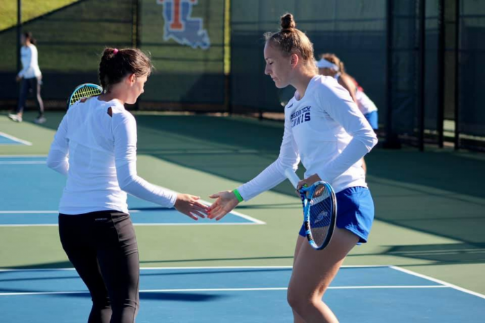 Louisiana Tech Tennis vs Northwestern State