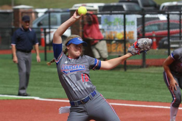 Louisiana Tech Softball vs Louisiana-Monroe