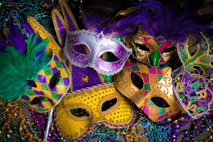 19th Annual Mardi Gras Ball